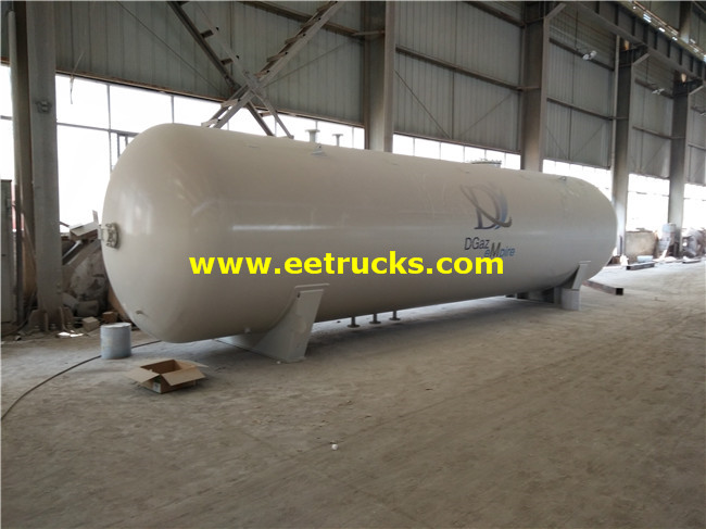 Propane Gas Storage Vessels