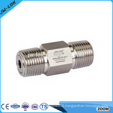 Hot Selling Check Valve Tube X Male Thread