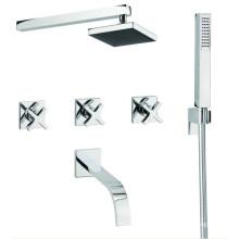 Concealed Type Bathroom Bathtub Faucet