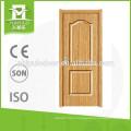 New design hot sale interior elegant PVC door for bathroom