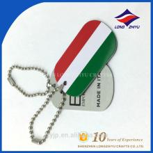 Unternehmen hot sales label europe feature dog tag