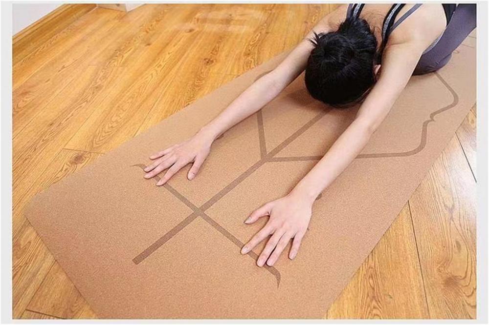 Cork Yoga Mat8