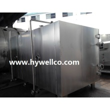 FZG Statik Vacuum Dryer
