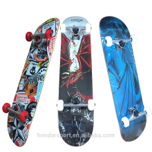 2017 31*8 inches cheap good complete skateboards for promotion