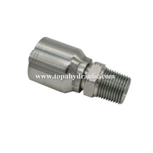 ODM for Metric Hydraulic Fittings NPT MALE industrial hose and pipe fittings supply to Trinidad and Tobago Supplier