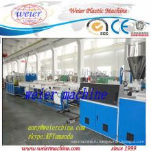 ПВХ-кабель пластиковой экструзии трубопровод