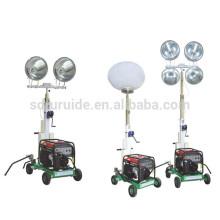 Lumière de tour de secours de générateur diesel de 3 kilowatts (FZM-1000A)