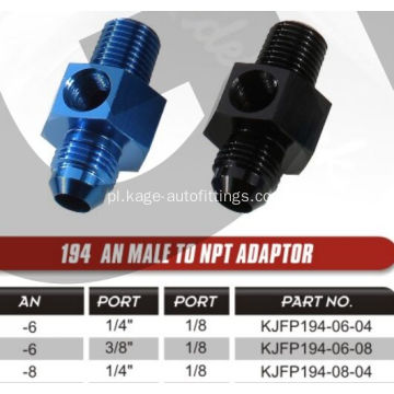 Inline Guage Adaptery FP194-