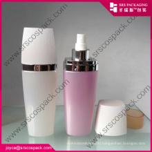 Plastic White PET Cosmetic Bottle 200ml