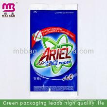 Poudre de lavage de grands sacs de conception personnalisée avec logo imprimé