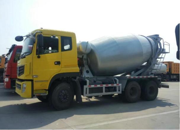 concrete mixer truck (7)