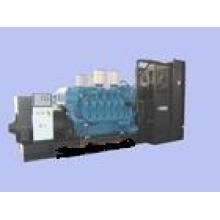 Generador Diesel de 800kVA con motor Mtu