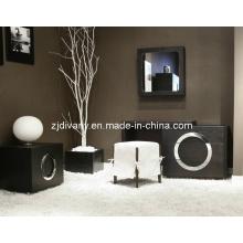 Divany mobilier moderne chambre à coucher en bois commode Cabinet (PS-B06 & PS-B07)