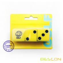 Dice Set in Custom Blister and Colorcard Packing