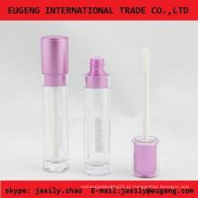 Tubos de lipgloss clássico de forma redonda de alta qualidade