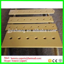 professional supply replacement cutting plate dozer cutting edge 12F-70-31251 12F-70-31261 130-70-41130 130-920-2180