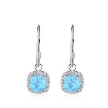 Hot Sale Opal Stone Popular Jewelry Opal Earring for Women
