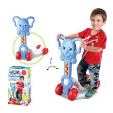 Kinder fahren auf Spielzeug Kids Kick Scooter (H9609002)