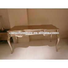 Calidad soild wood NeoClassical tocador I0001