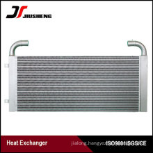 Brazed Excavator Hydraulic Oil Cooler For Hitachi ZAX330-3
