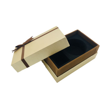 Cosmetic packaging paper gift box