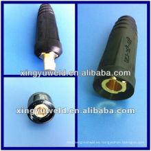 Conexión de cable de soldadura / conector de cable 50-70mm2