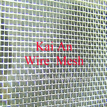 20mesh platinum weave wire cloth