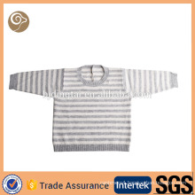 Lovely striped baby cashmere sweater