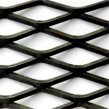 Treillis métallique en aluminium déployé