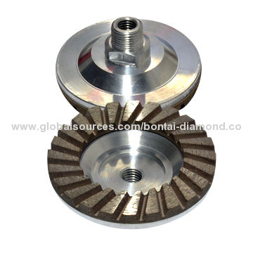 Aluminum Based Cup Wheels for Stones