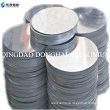 Warmwalzender 3003 Aluminiumkreis