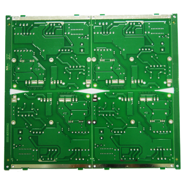 Electric power thick copper double layer pcb