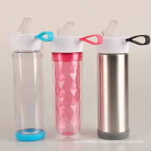 promotional outdoor insulated stainless steel water bottle