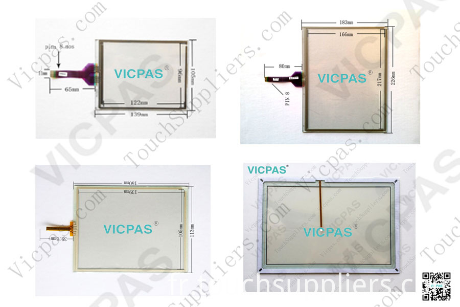 Touchscreen panel for M70 touch screen membrane touch sensor glass replacement repair (2)