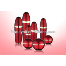 60ml 80ml 120ml Ball shape cosmetic lotion bottle,cosmetic packing, acrylic lotion bottle