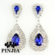 Crystal Jewelry Sterling Earring Imitation Fashion Jewelry