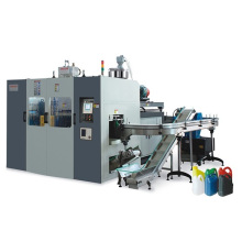 DHD-5L Blow Molding Machine--4 diehead double work station