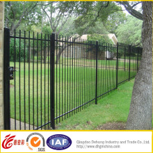 Customized Wrought Iron Fence/Iron Fencing/Metal Fence/Courtyard Railing/Garden Fence