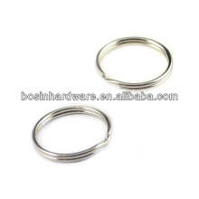 Hot Sale And Strong High Quality DIY Metal Split Key Ring