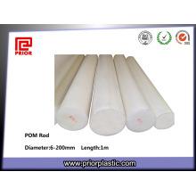 Barre en plastique de Rod d'Acetal POM de vente chaude de la Chine
