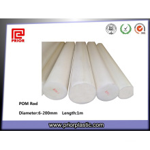 China Hot Sale Plastic Acetal POM Rod Bar