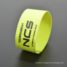 Cheap Custom Polyester Bracelet Fashion Elastic Wrist Band