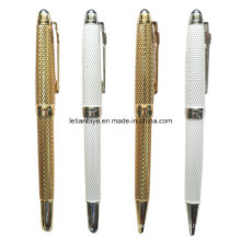 Boa caneta de metal com logotipo personalizado (LT-A003)