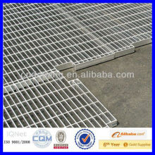 DM galvanized serrated bar grating manufacture in Anping