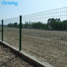 Wire Mesh Fence 3D Fence Security Fecne