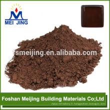 pigment comme pigment à haute température brun clair pour la fabrication de mosaïque de verre