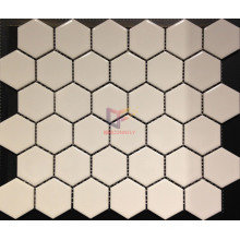 Hexagon Mosaic Made by Ceramic (CST143)