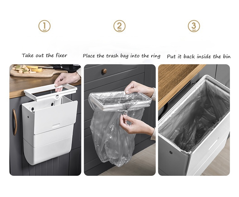 Household Usage Garbage Bin