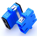 SC / Apc SM SX MM DX Fiber Optic Adapter