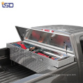 "72"" US general aluminum crossover pickup bed tool box"